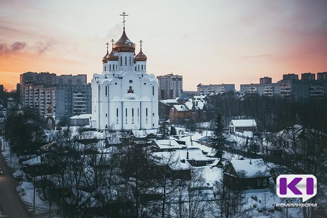У правящего архиерея сыктывкарской епархии угнали автомобиль