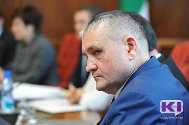 Министр сельского хозяйства и потребительского рынка Коми Анатолий Князев подвел итоги работы ведомства в 2016 году