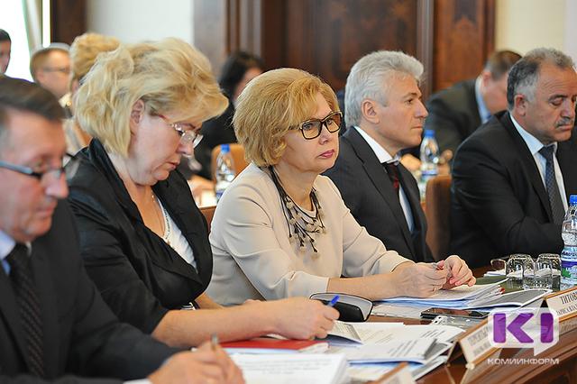 Мэр Инты Лариса Титовец начинает формировать свою команду