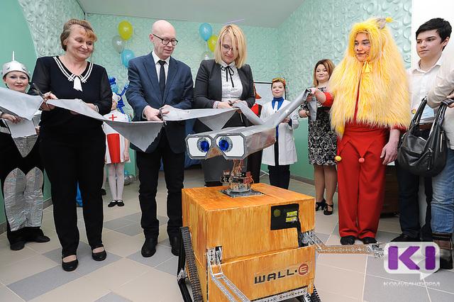 В Сыктывкаре открылся детский Центр технического творчества
