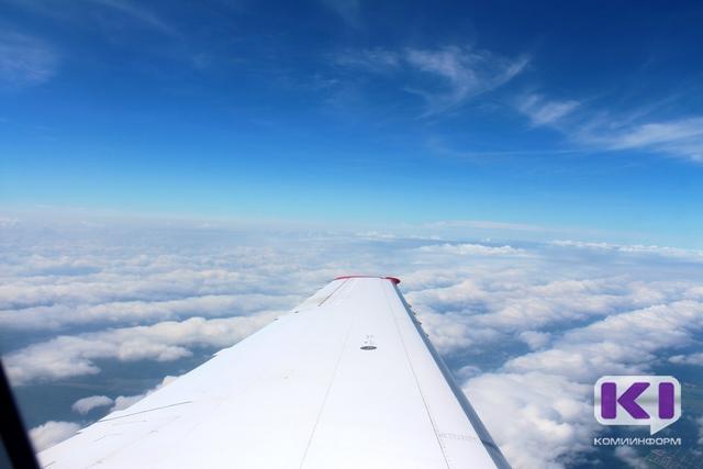 Самолеты из Сыктывкара будут летать летом в Анапу, Сочи и Симферополь