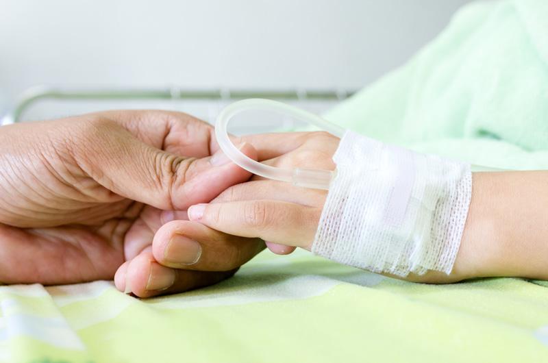 В Коми ежегодно около 30 детей заболевают раком