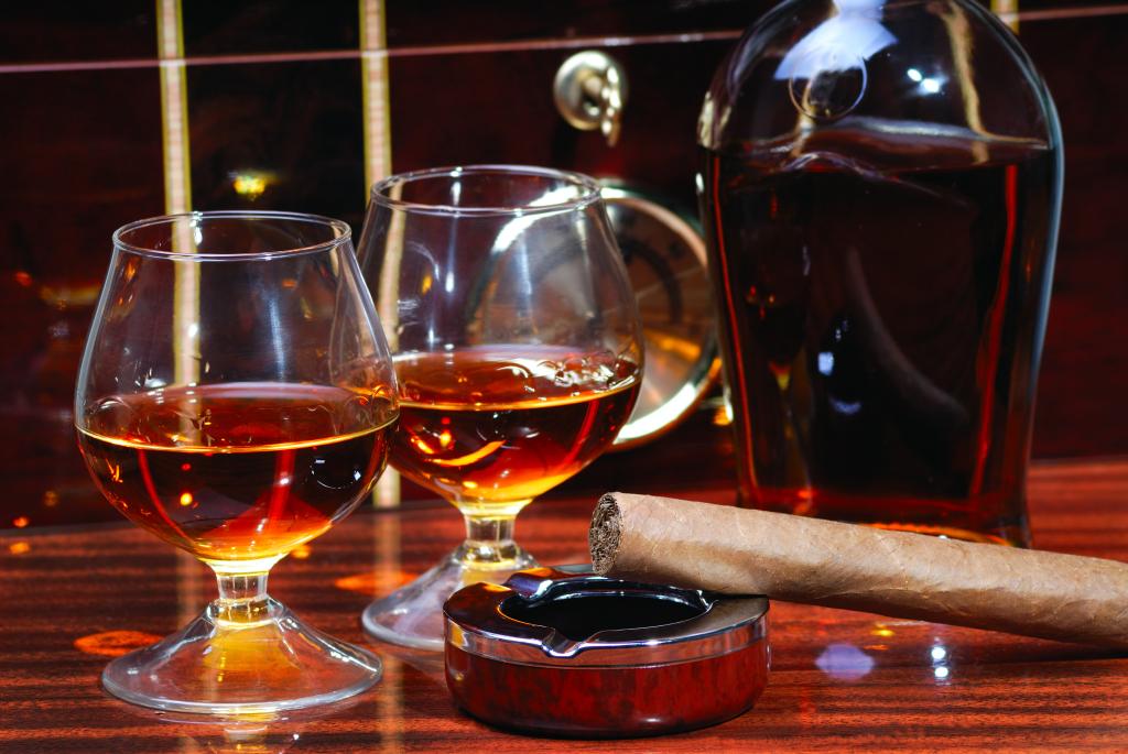 В Воркуте задержали похитителя элитного алкоголя