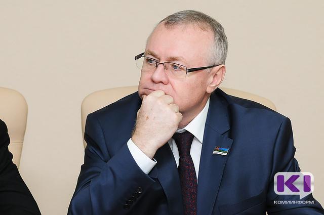 Михаил Брагин пожелал стать членом президиума Госсовета Коми