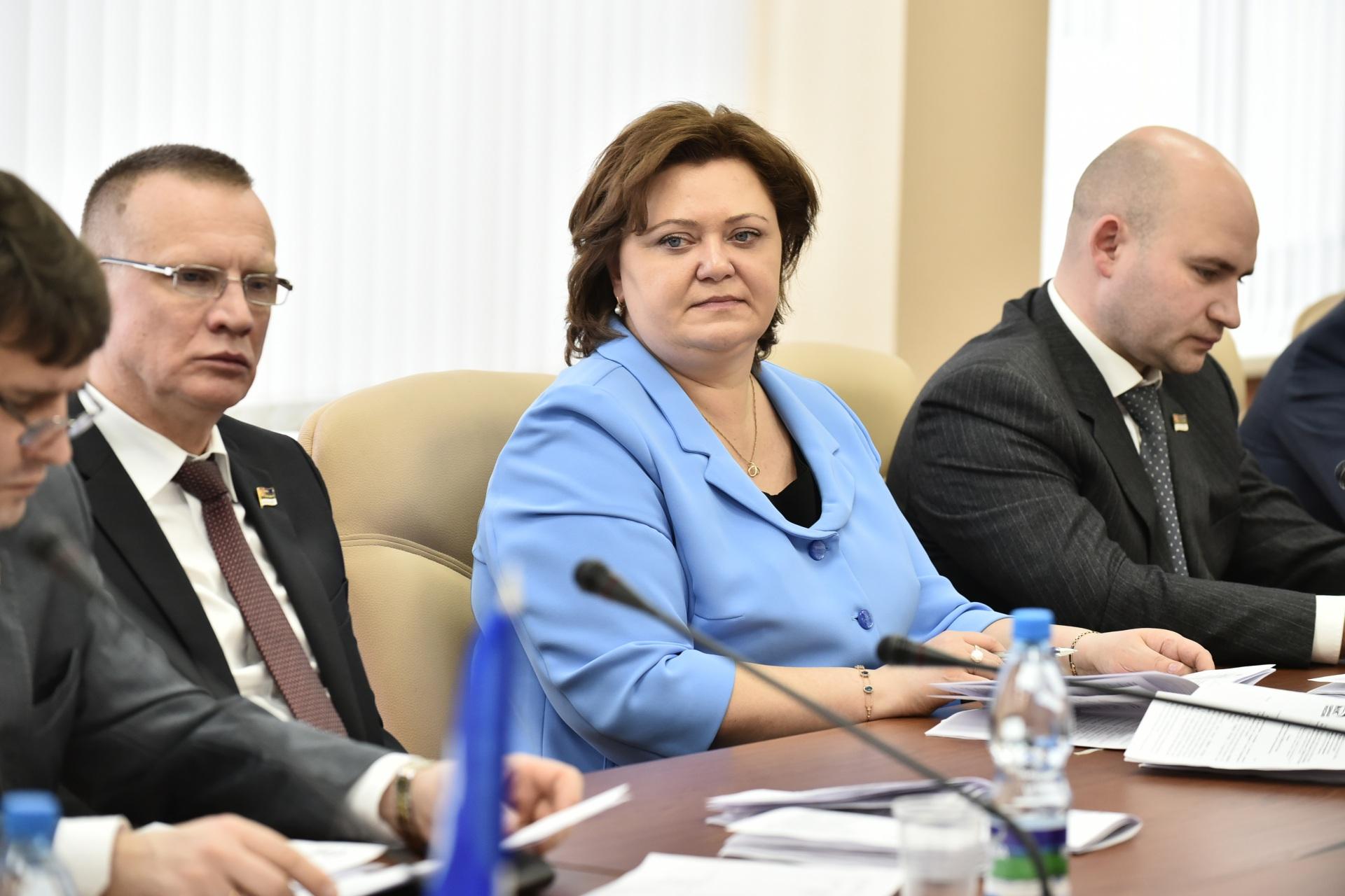 Воркутинке Елене Прокопчик назначили место в региональном парламенте