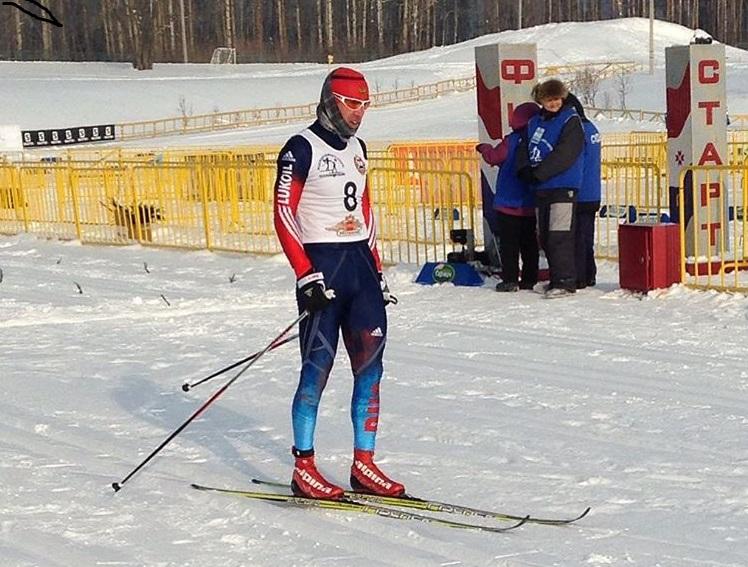 Спортсмены из Коми завоевали призовые места на Чемпионате России по лыжным гонкам лиц с интеллектуальными нарушениями