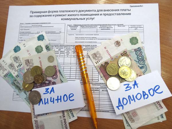 Россиянам разрешили платить заОДН посчётчикам