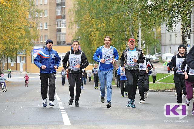 Депутат Госсовета Коми и сотрудники спортивных организаций сдали нормативы ГТО на золотые знаки