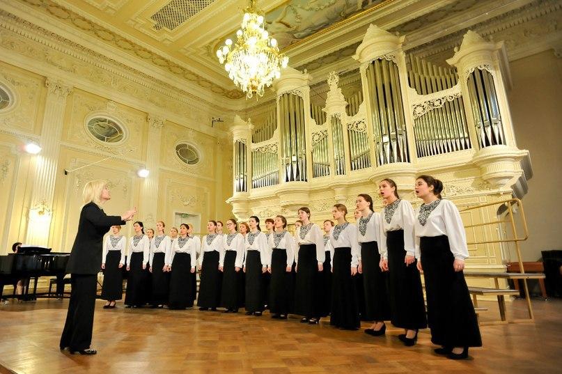 Женский хор колледжа искусств Коми вошел в рейтинг лучших хоров мира