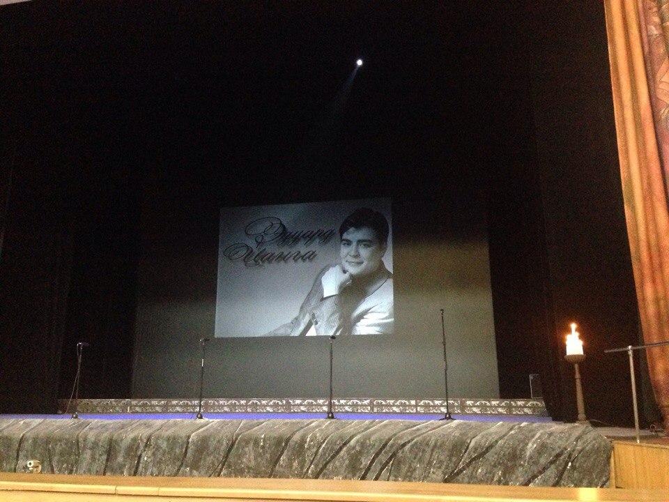 Концерт памяти Эдуарда Цанги собрал в Сыктывкаре его коллег и поклонников