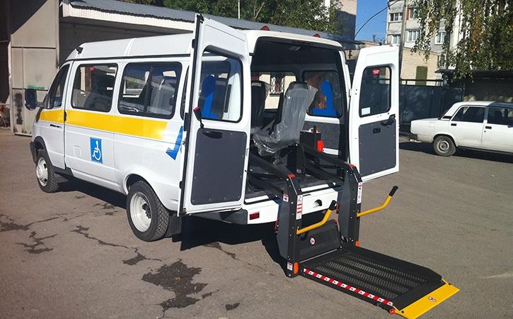 Сосногорск первым в республике запустит регулярный маршрут для граждан с инвалидностью