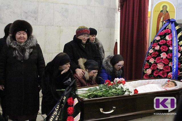 В Сыктывкаре простились с поэтессой Татьяной Кирпиченко
