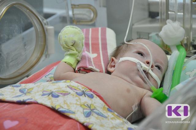 Спасти ребенка: семье маленького сыктывкарца Богдана Решетникова нужны средства на лечение