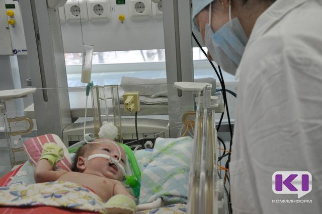 Спасти ребенка: за первые часы благотворительного марафона Богдану Решетникову собрано более 16 тысяч рублей