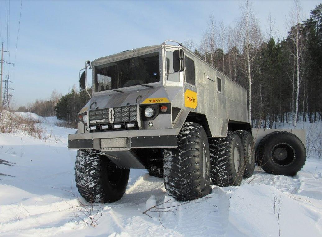 Инта и Воркута примут участников Автомобильной трансарктической экспедиции на Северный полюс