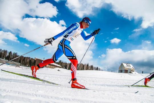 Республика Коми - вторая в командном зачете Кубка России по лыжным гонкам