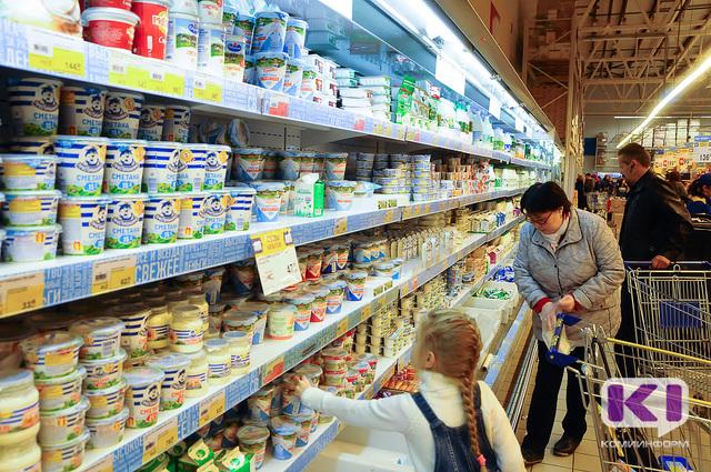 Роспотребнадзор Коми забраковал в четвертом квартале 2016-го 163 килограмма некачественной продукции