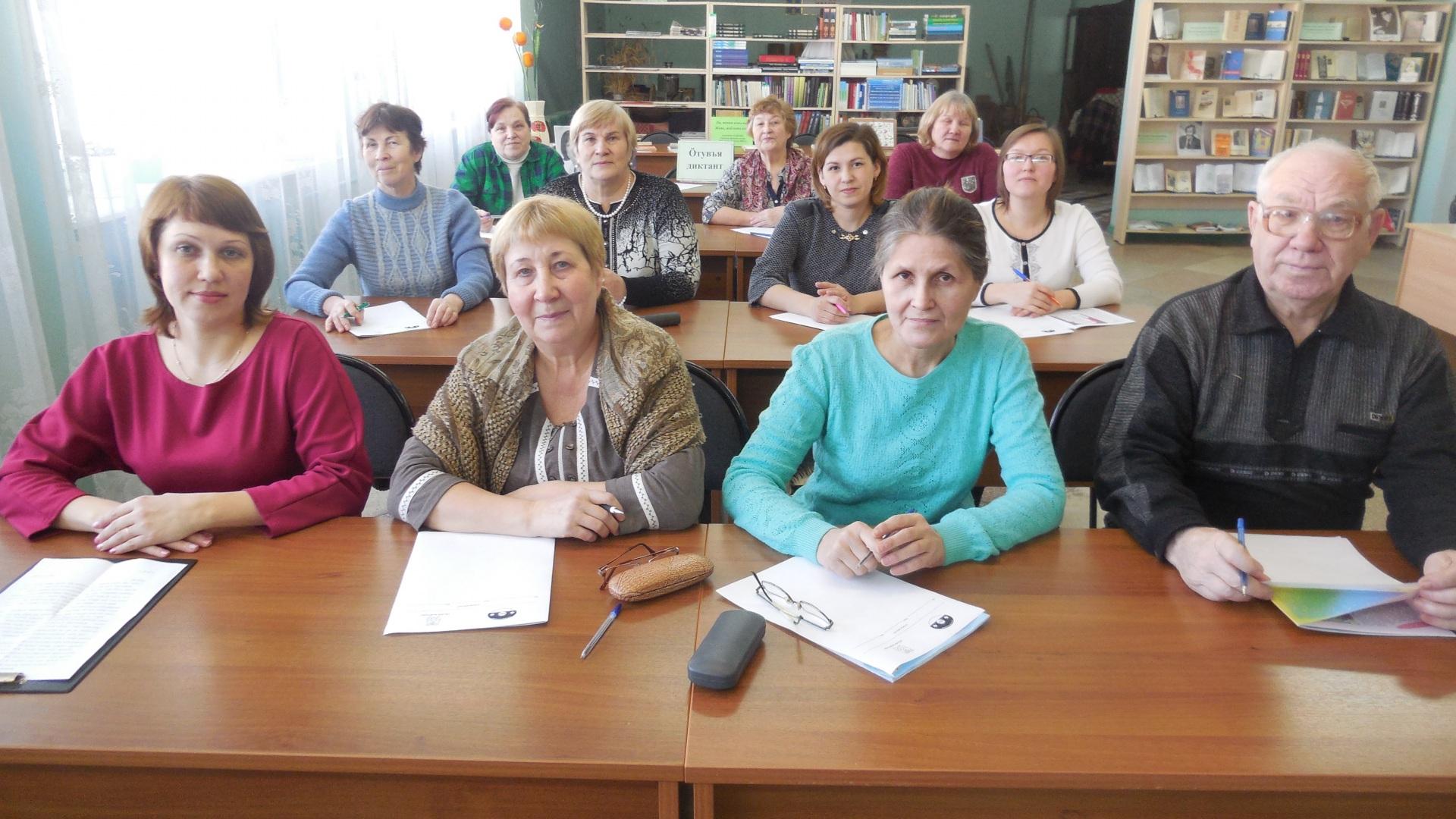 Всеобщий диктант на коми языке написали более двух тысяч человек