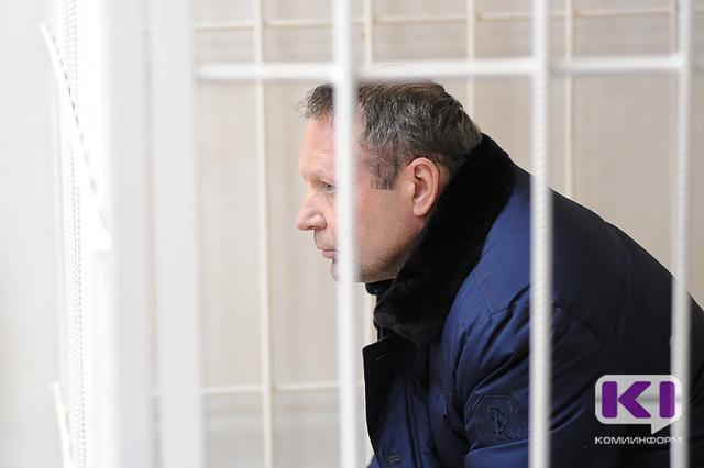 Верховный суд Коми уменьшил Юрию Пичугину срок ареста наодин день