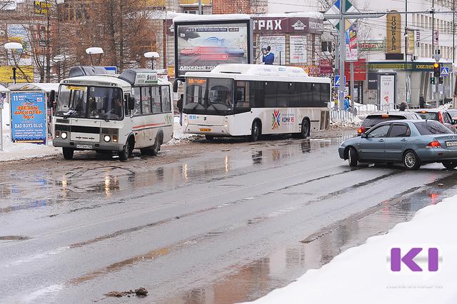 Сегодня утром в Сыктывкаре горожане штурмовали