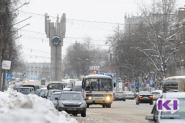 Массовых жалоб горожан по ситуации в сфере пассажирских перевозок нет — мэрия Сыктывкара