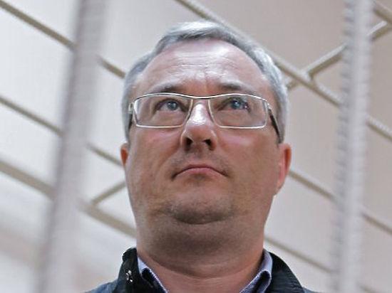 Суд продлил арест прежнего руководителя Коми Вячеслава Гайзера