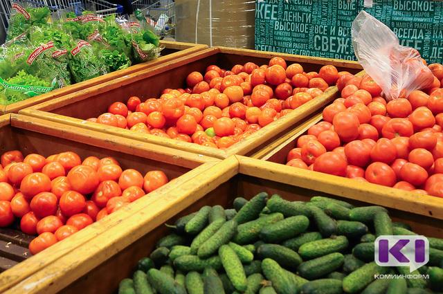 Качество продаваемых в Коми овощей - на высоком уровне