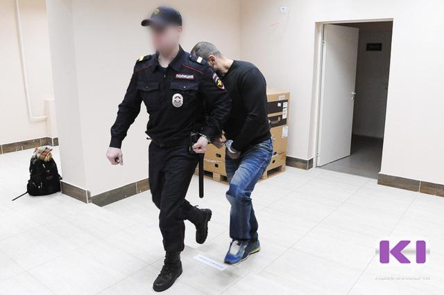 В Усинске задержаны два участника пичугинской ОПГ