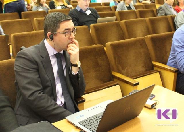 Сотрудник Национальной библиотеки Финляндии приехал в Сыктывкар, чтобы наладить взаимодействие с местными коллегами