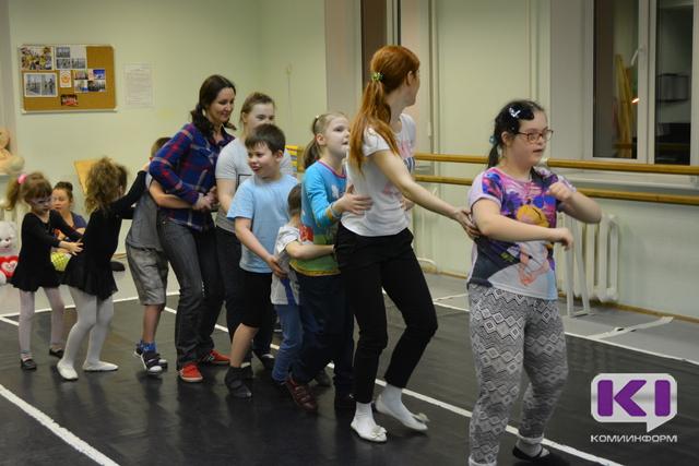 """""""Особые танцы"""": инклюзивная хореографическая школа помогает детям снять барьеры"""