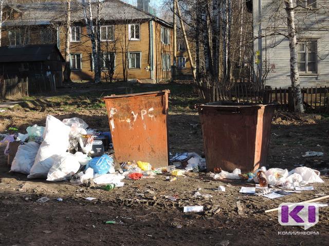 В 2017-ом на территории республики построят пять площадок для временного хранения отходов