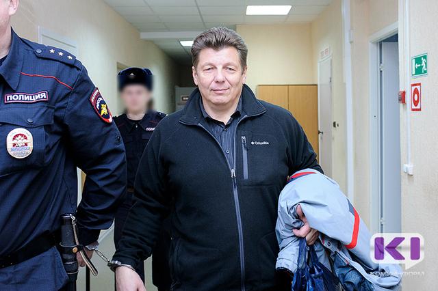 Сыктывкарский суд отправил экс-руководителя Комитета лесов Коми Василия Осипова в колонию на пять лет