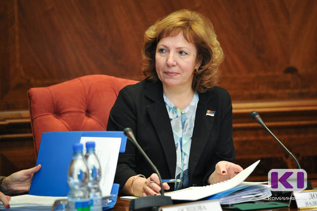 Надежда Дорофеева вошла в Комиссию Совета законодателей России по образованию и науке