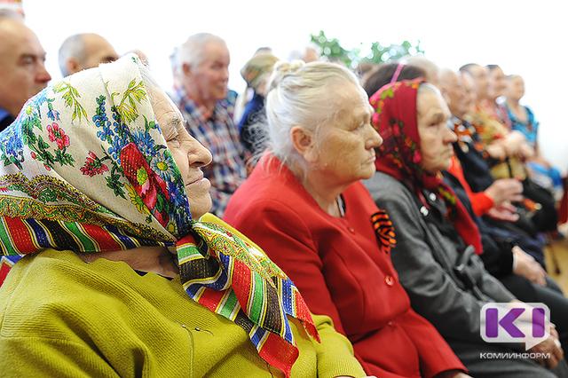 Пожилые жители Коми становятся волонтерами