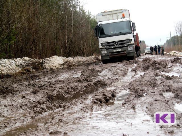 В Коми утверждены сроки сезонного ограничения движения тяжеловесных транспортных средств