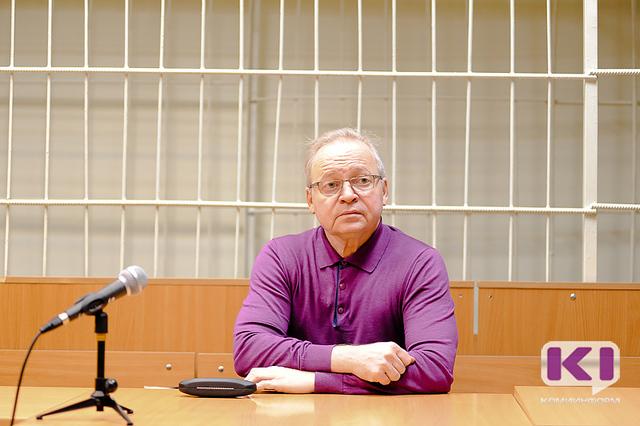 Прокуратура Коми запросила для Михаила Евдокимова условный срок