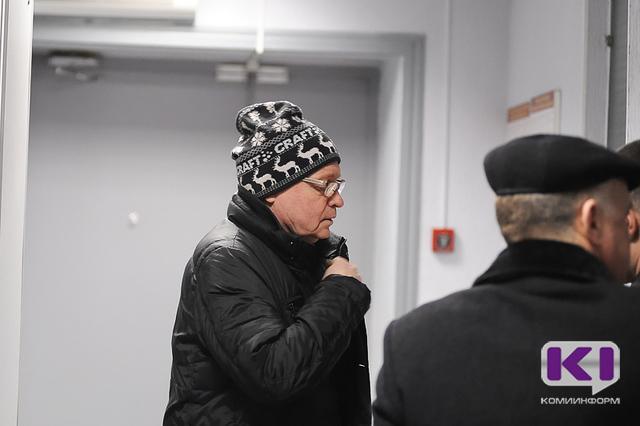 Прежний председатель Контрольно-счетной палаты Коми получил условный срок завзятку