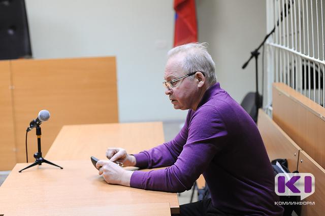 Прошлый председатель Контрольно-счетной палаты Коми получил семь лет условно