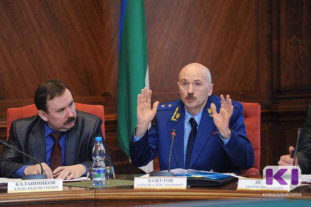 Прокурор Коми предложил способы снижения напряженности из-за долгов по зарплатам