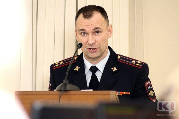 Владислав Мингела назначен начальником полиции МВД
