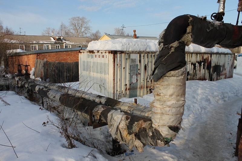 Активисты ОНФ обнаружили теплосети с разрушенной изоляцией в Сыктывкаре