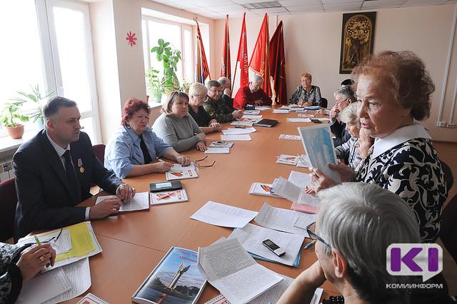 Сыктывкарские отряды юнармейцев сформируют в апреле