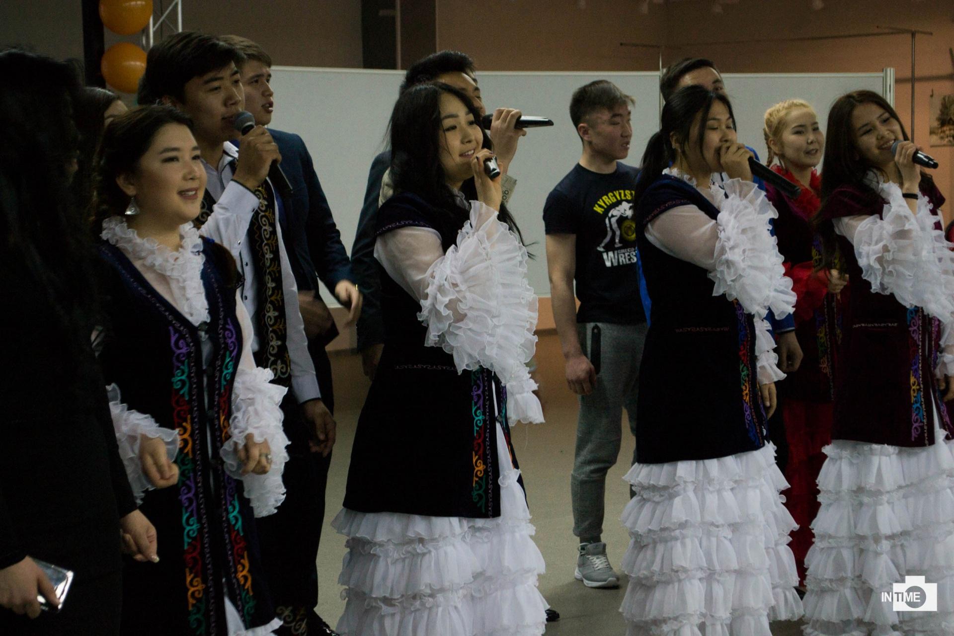 В Сыктывкаре молодежь отметила интернациональный Нооруз