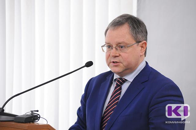 Новый мэр Сыктывкара намерен работать со старой командой
