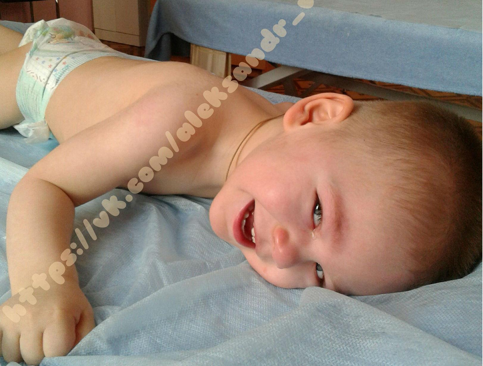 Семья двухлетнего сыктывкарца Саши Седрисева собирает средства на реабилитацию малыша