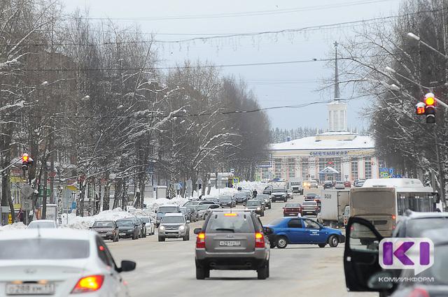 Основной источник загрязнения воздуха в Сыктывкаре - транспорт