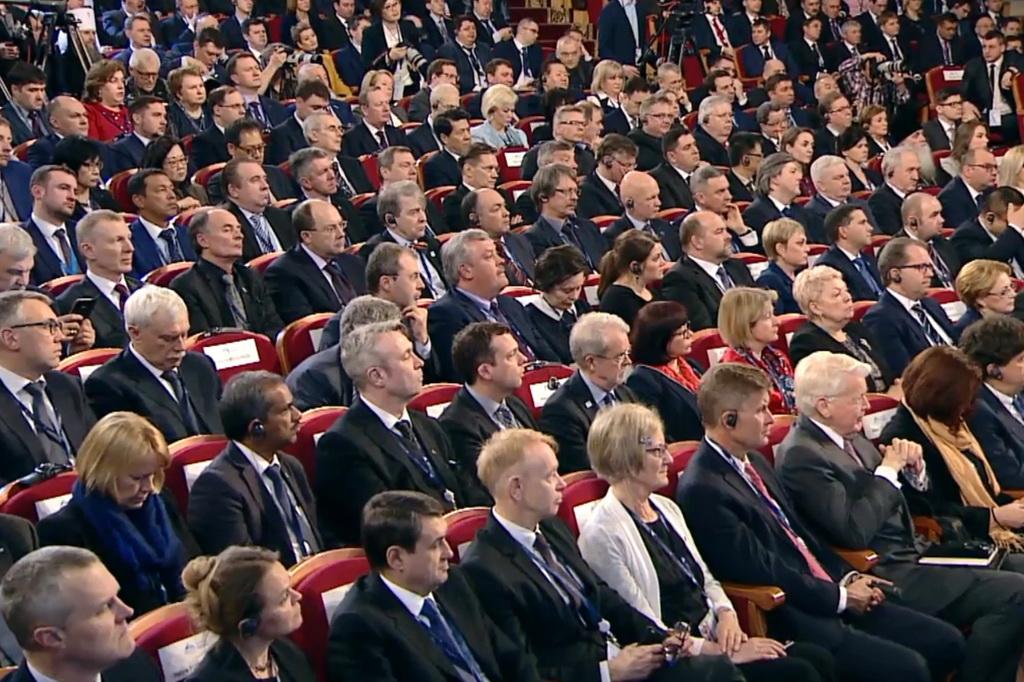 Сергей Гапликов выразил уверенность в новом импульсе развития российской Арктики