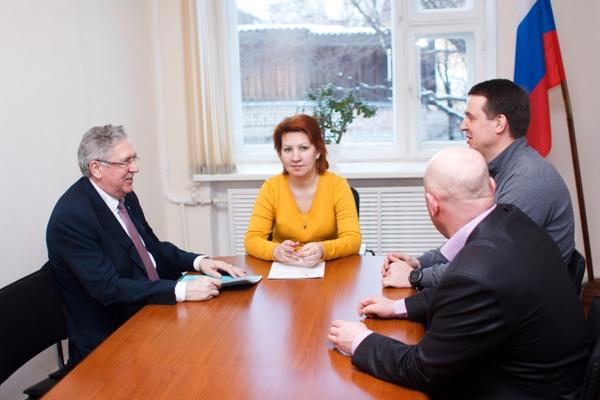 Иван Медведев поможет продвинуть на федеральном уровне проект строительства новой школы в Прилузском районе