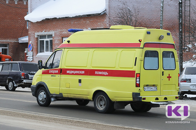 Под Сосногорском от возможного отравления токсическим веществом умер семилетний мальчик