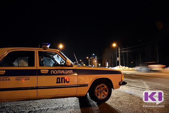 Ночная погоня за пьяным водителем в Ухте закончилась стрельбой
